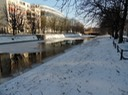 landwehr canal winter